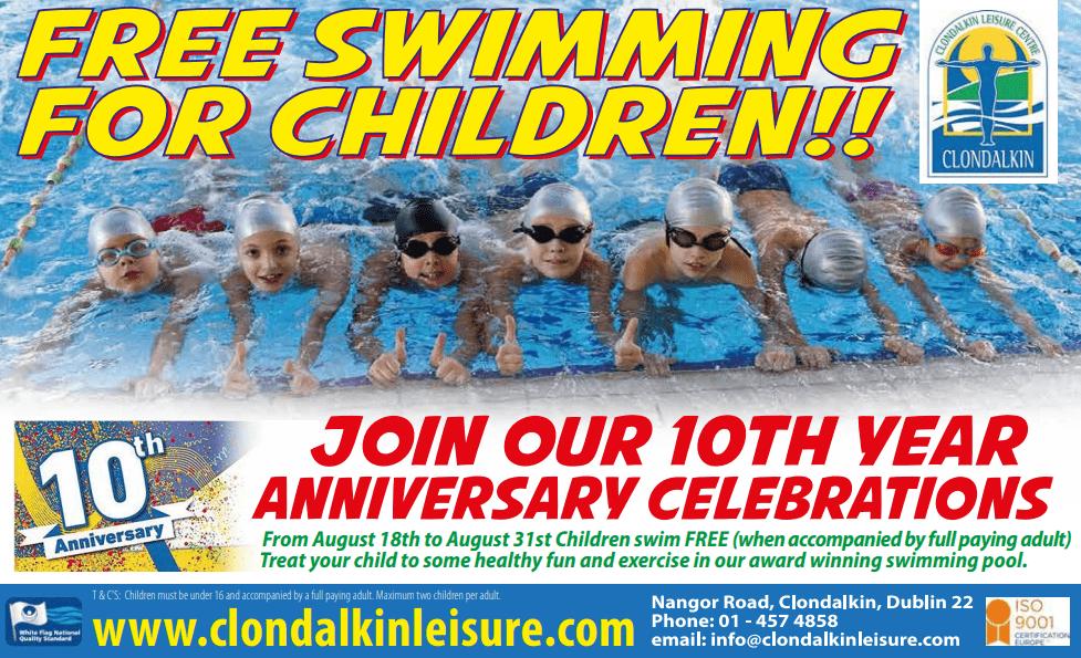 Clondalkin Free Swimming